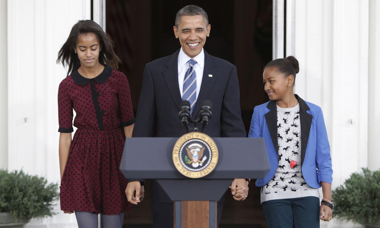 ¡Cómo han cambiado! Malia y Sasha Obama dejan definitivamente su niñez atrás