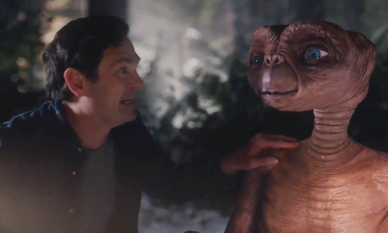 ¡Vuelve a casa por Navidad! E.T. y Elliot se reencuentran 37 años después