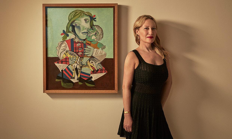 Los nietos de Pablo Picasso y Joan Miró, de fiesta en París