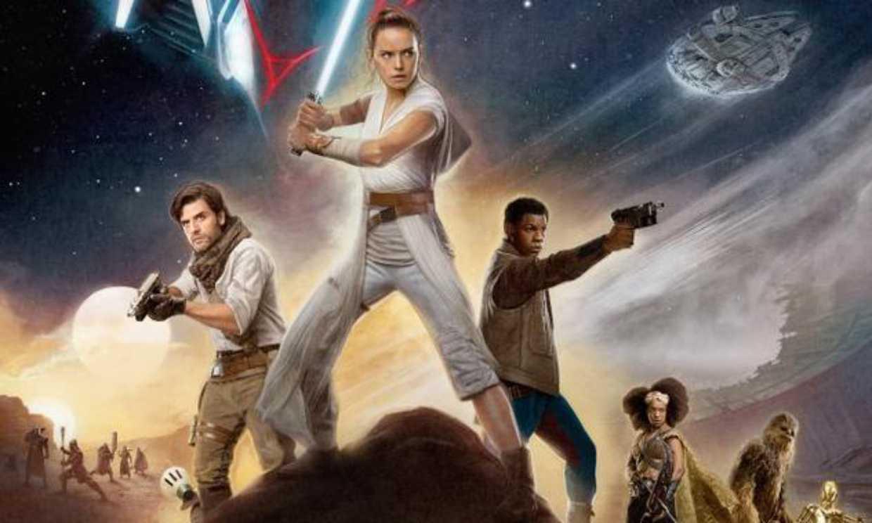 'Star Wars: El ascenso de Skywalker' calienta motores con dos espectaculares pósteres