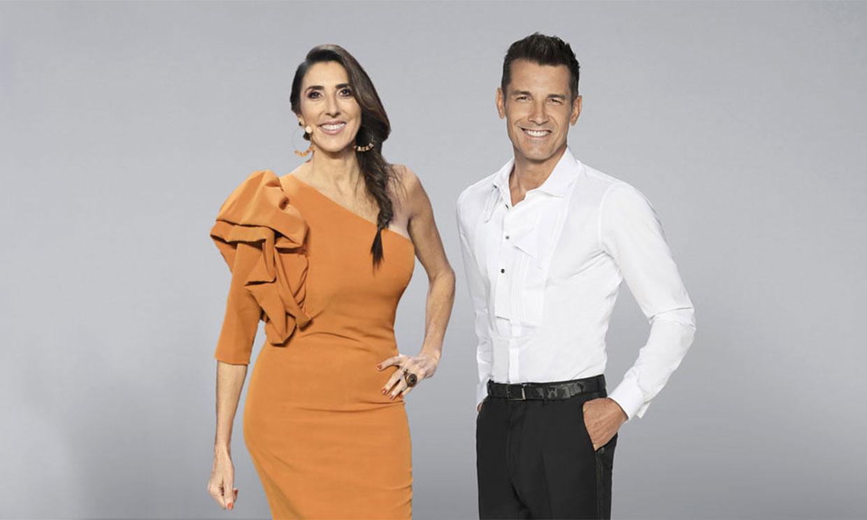 Paz Padilla y Jesús Vázquez presentarán las Campanadas en Mediaset