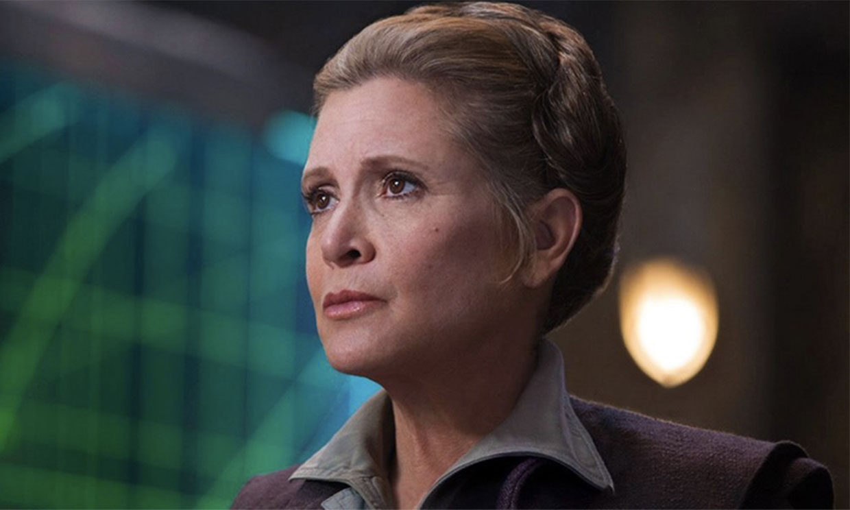 'Star Wars: El ascenso de Skywalker' muestra a Leia como nunca antes la habíamos visto