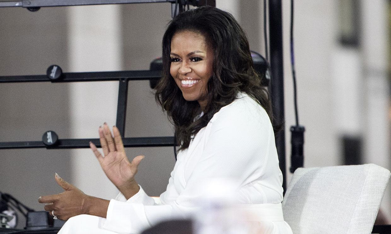 Michelle Obama dona 500.000 euros de los ingresos por su libro para apoyar la educación de las niñas
