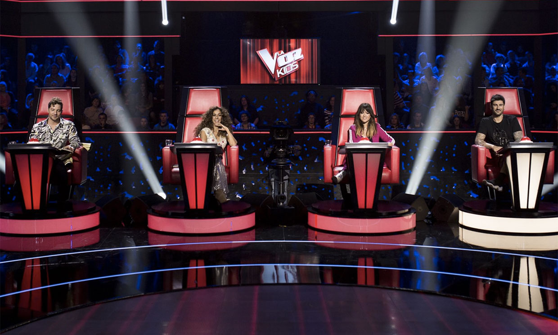 'La Voz Kids': Rosario y Melendi ya tienen a sus finalistas