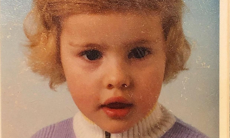 ¿Reconoces a este bebé? Una pista: es actriz y bloguera