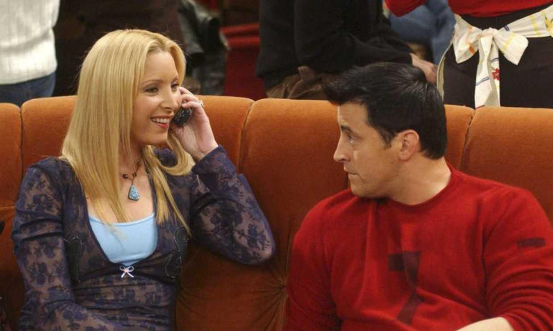 ¿Por qué Phoebe y Joey nunca fueron pareja en 'Friends'?