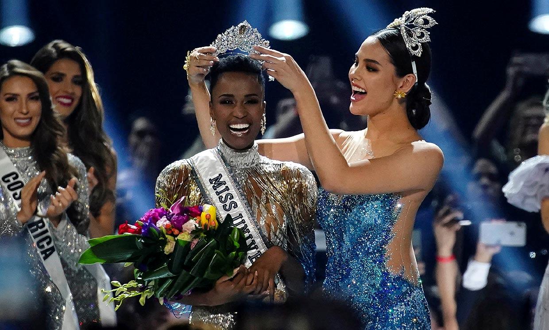 Así es la sudafricana Zozubini Tunzi, Miss Universo 2019 y activista por la igualdad