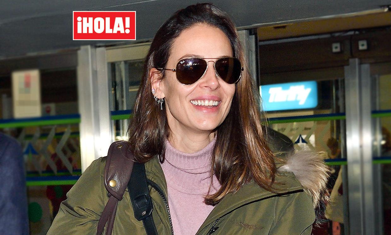 EXCLUSIVA: Eva González regresa a Sevilla tras su escapada exprés a París