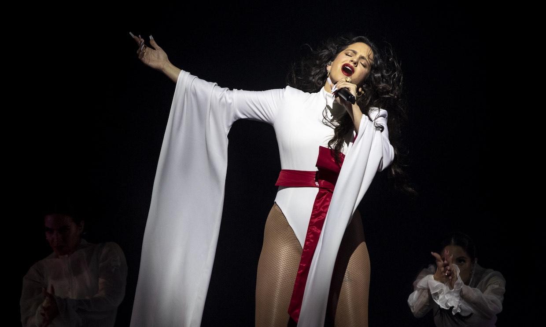 Rosalía emociona a Barcelona y pone Madrid a sus pies en el fin de 'El Mal Querer Tour'