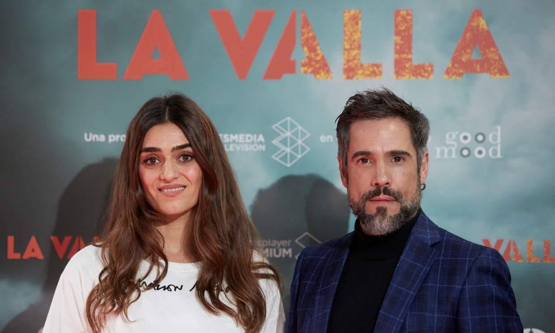 Olivia Molina y Unax Ugalde protagonizan 'La Valla', un nuevo 'thriller' distópico