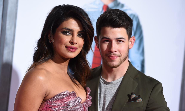El divertido 'conflicto' de Nick Jonas y Priyanka Chopra en su primer aniversario de boda