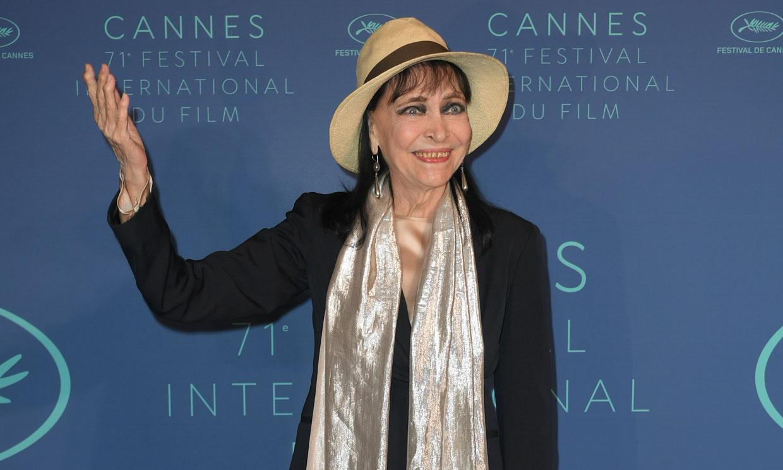 Fallece la actriz Anna Karina, icono de la 'Nouvelle vague', a los 89 años