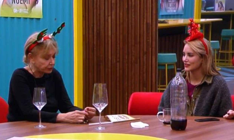 Duro enfrentamiento entre Alba Carrillo y Mila Ximénez a pocos días de la final de 'GH VIP'