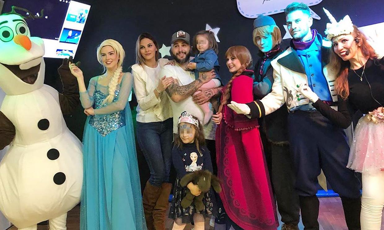 La felicidad de Isabel Pantoja en el cumpleaños de su nieta Ana