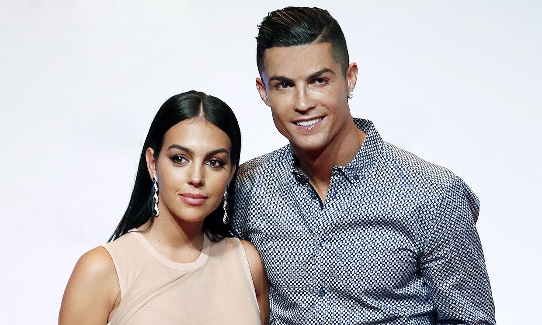 La cena de Navidad para tres de Cristiano Ronaldo y Georgina Rodríguez