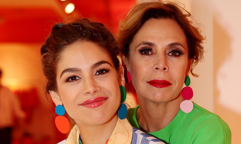 Cósima Ramírez habla sobre la reconciliación de su madre, Ágatha Ruiz de la Prada, con Luis Miguel