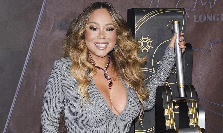 ¡Ahora sí! Mariah Carey inaugura la Navidad con el encendido de luces del Empire State