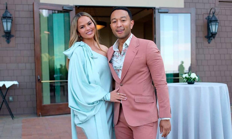 John Legend monta una fiesta improvisada en casa... y así ha reaccionado su mujer