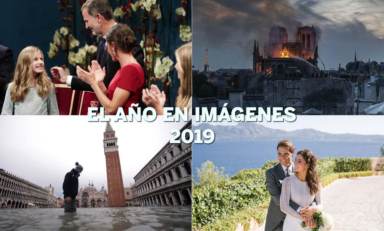 2019: las imágenes del año