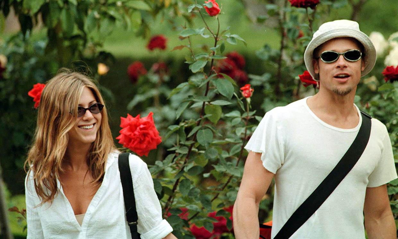 La 'verdadera' relación de Jennifer Aniston y Brad Pitt, protagonista de los titulares de medio mundo
