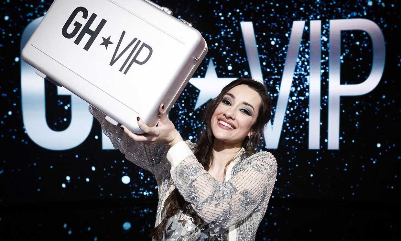 Y la ganadora de 'GH VIP 7' es... ¡Adara Molinero!