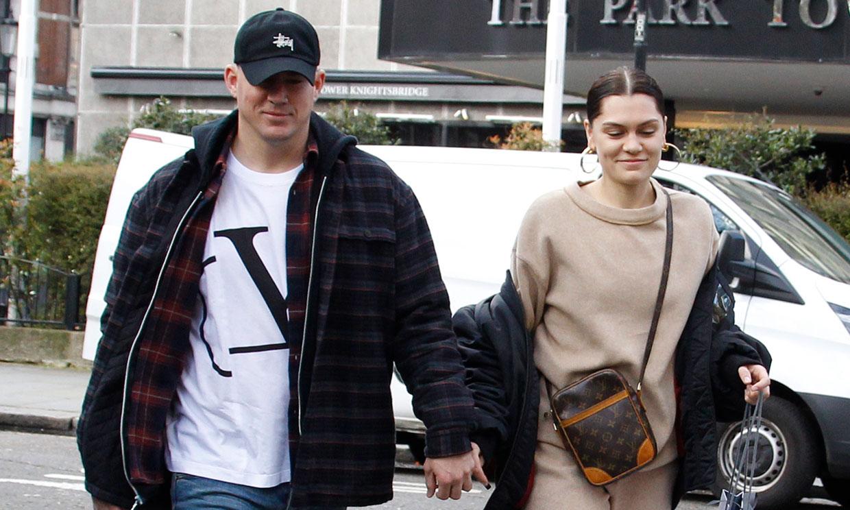 'Sin dramas, ni reproches', Channing Tatum y Jessie J rompen después de un año de relación
