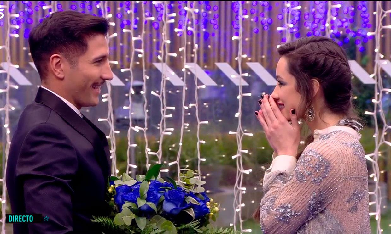 Gianmarco vuelve a defender su amor y hace una seria proposición a Adara