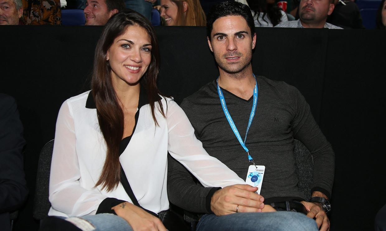 Lorena Bernal, la ex Miss reconvertida en 'primera dama' del Arsenal tras el fichaje de su marido