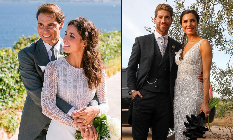 De la boda de Rafa Nadal a Pilar Rubio: recordamos los enlaces inolvidables de este año
