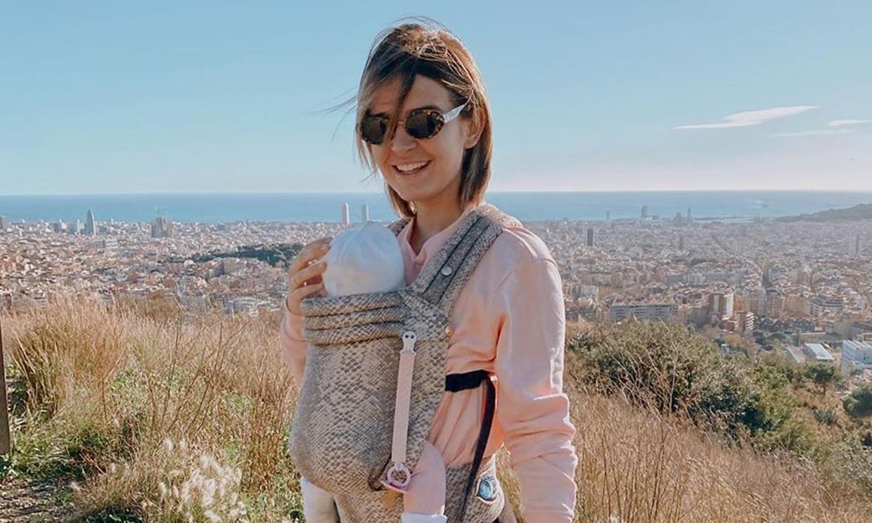 El detalle de esta foto de Laura Escanes en el que se han fijado sus fans