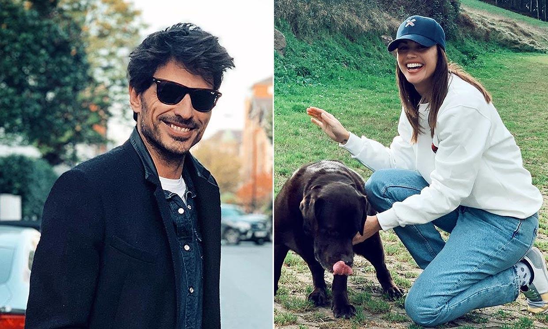 Lara Álvarez y Andrés Velencoso, sus primeras Navidades juntos ¡pero no revueltos!