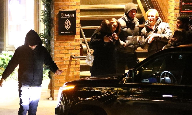 EXCLUSIVA: Leonardo Dicaprio y su novia, cita doble con Chris Martin y Dakota Johnson en Aspen