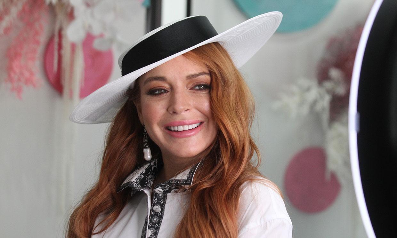 Lindsay Lohan responde a quienes aseguran que está coqueteando con Liam Hemsworth