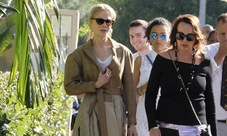 Nicole Kidman, los duques de Cambridge, Sharon Stone..., muy preocupados por los incendios en Australia