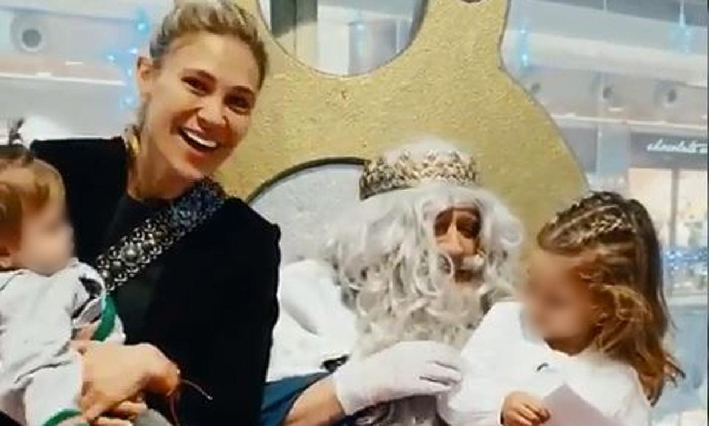 Helen Lindes, Pilar Rubio, Carla Pereyra: las 'celebrities' comparten con sus hijos la emoción de los regalos de Reyes