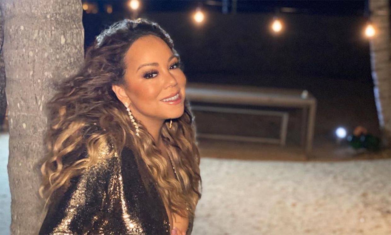 Mariah Carey se despide de sus exclusivas vacaciones en República Dominicana
