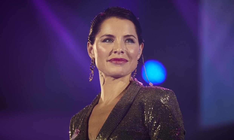 El 'susto' que se llevó la cantante Soraya, tras perder un décimo premiado de la lotería