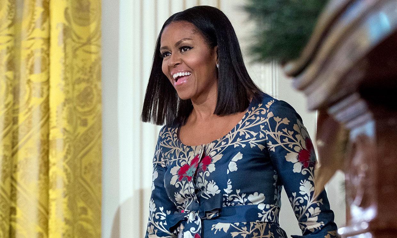 Michelle Obama comienza el año con un comprometido proyecto educativo