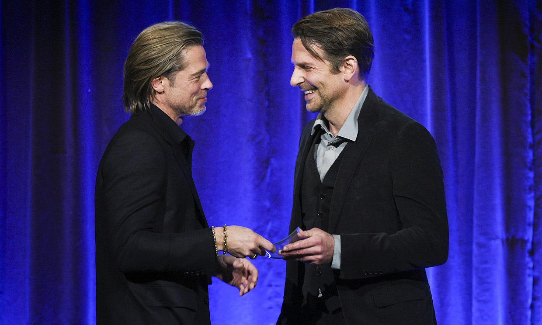 Brad Pitt agradece a Bradley Cooper la ayuda que le brindó para superar sus adicciones