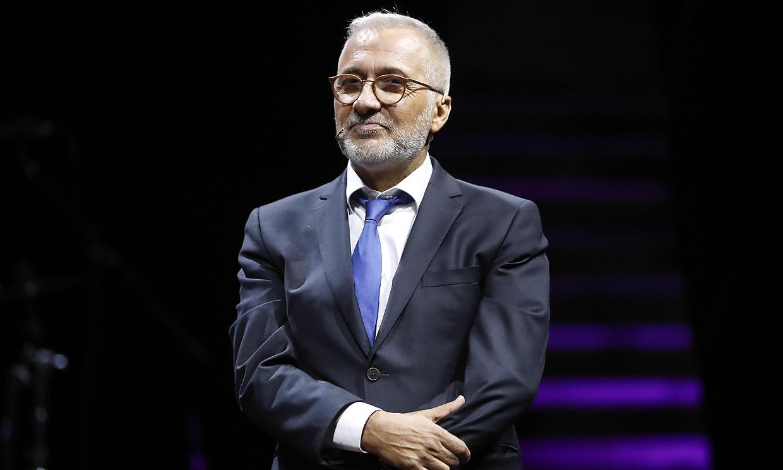 Javier Sardá recibe el alta tras una caída que le obligó a pasar fin de año ingresado
