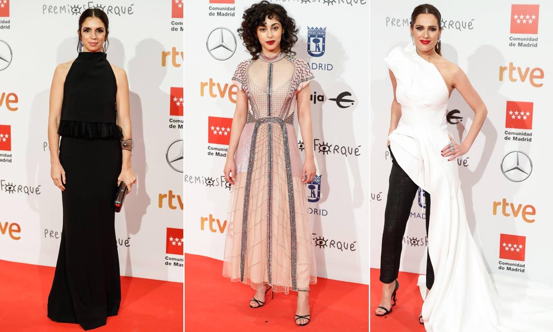 FOTOGALERÍA: El cine, la moda, la política y la música se dan cita en los premios José María Forqué