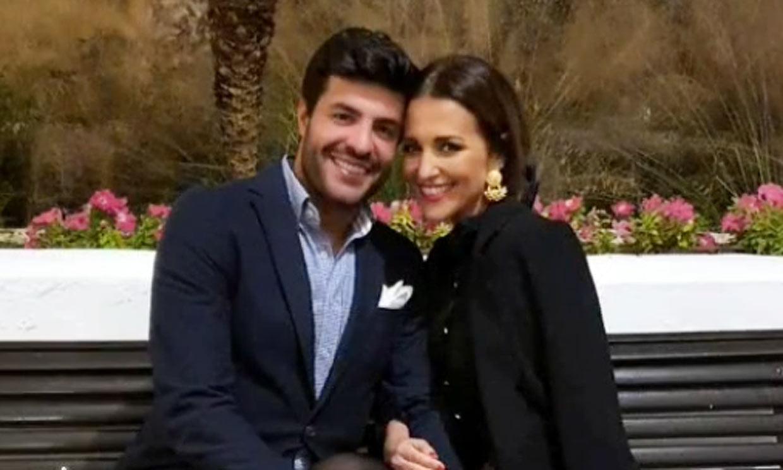 Paula Echevarría y Miguel Torres, playa y desconexión en Marbella con la familia de la actriz