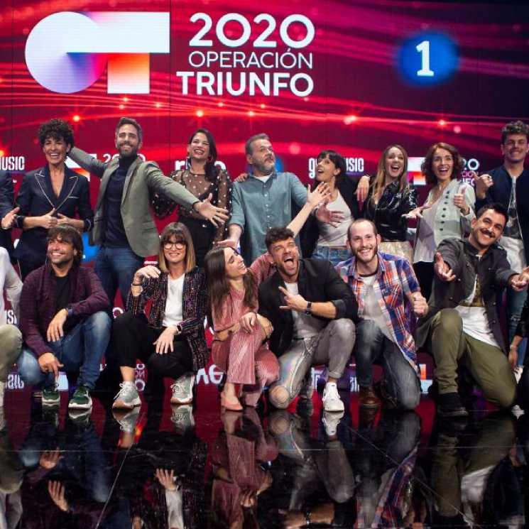 Operacion triunfo 2020