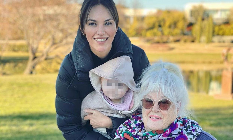 Tres generaciones juntas y un pequeño chef, el divertido fin de semana familiar de Helen Lindes