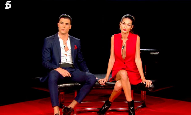 Kiko Jiménez y Estela Grande, un reencuentro con la decepción como protagonista