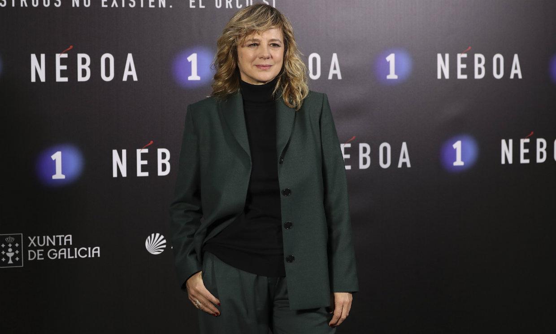 Emma Suárez protagoniza 'Néboa', el nuevo 'thriller' gallego de La 1