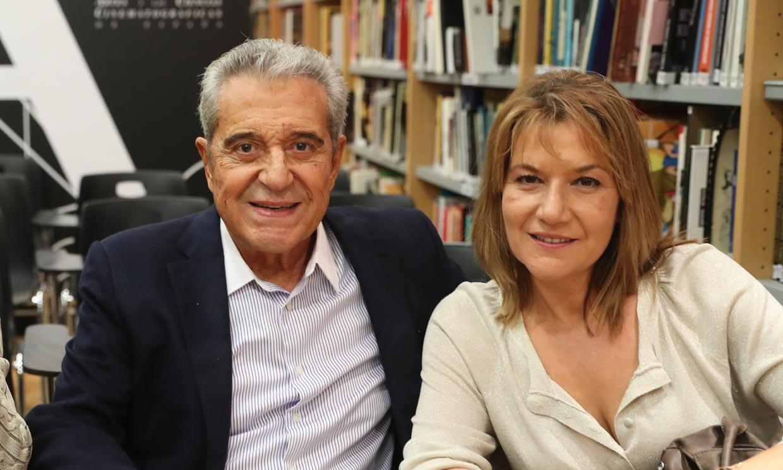 Exclusiva en ¡HOLA!, boda sorpresa de Andrés Pajares y Juani Gil tras una década juntos