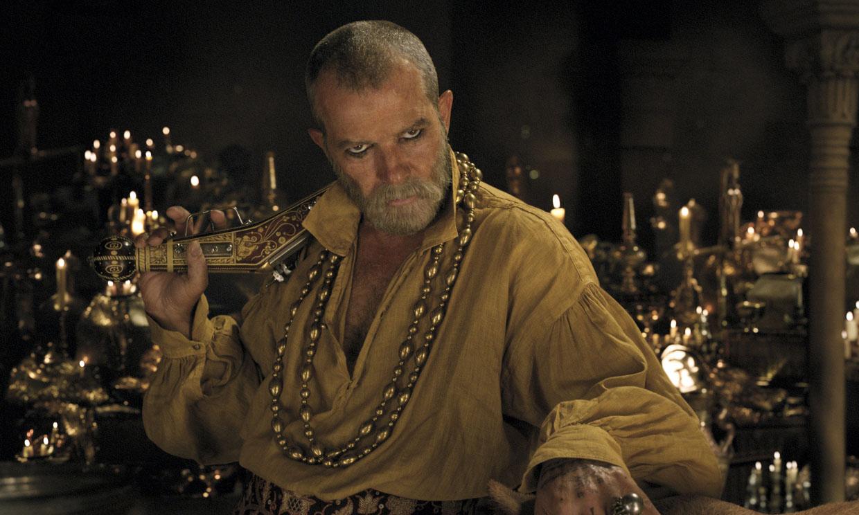 Antonio Banderas interpreta al rey de los piratas en 'Las aventuras del Doctor Dolittle'