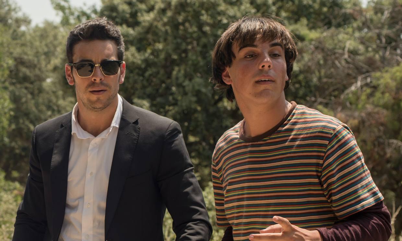 Óscar Casas, vencedor del duelo de hermanos en 'Instinto'