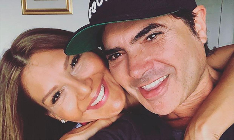 Ivonne Reyes anuncia su boda con Gabriel Fernández, actor de la telenovela 'Cristal'